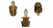 Хрустальная насадка CR-12 Cariitti (золото)