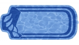 Композитный бассейн Изабель