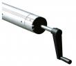 Штанга телескопическая для ролика Flexinox (2,5-4,5 м)